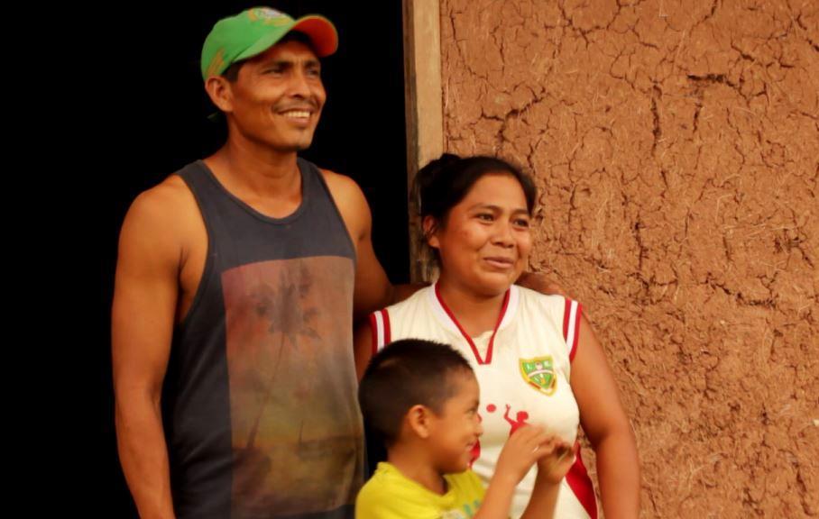 Familia de produtores de algodao pima organico no Peru - Timirim 2016