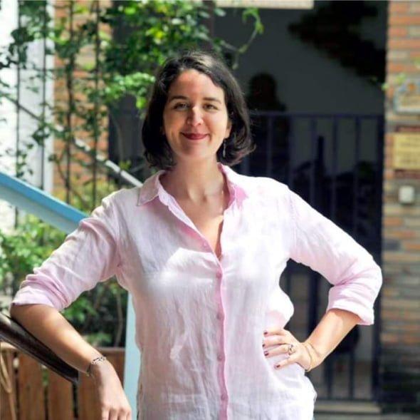 Marie Naudascher jornalista podcast foto blog Timirim Mulheres