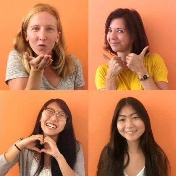 equipe completa foto blog Timirim Mulheres