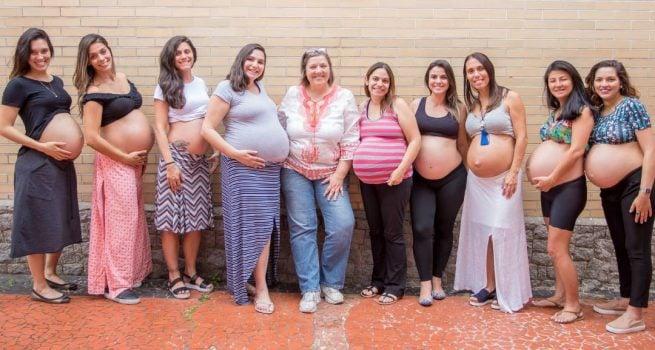 Ana Cris, do parto humanizado ao Coletivo Nascer
