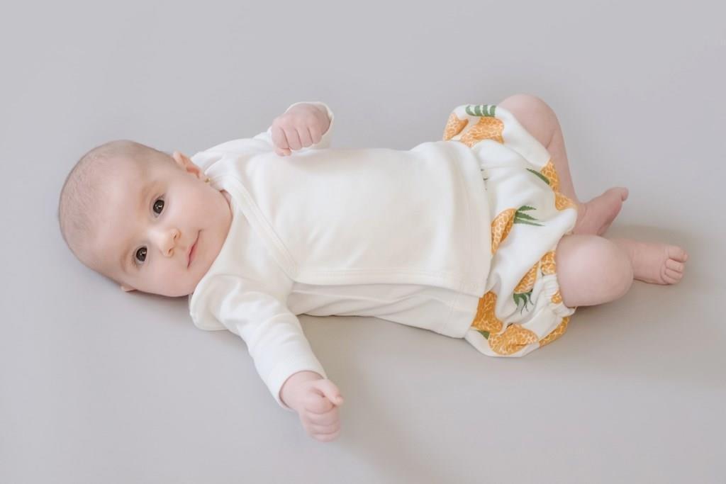 Cardigan Kimono Timirim - mala de maternidade - algodao pima organico