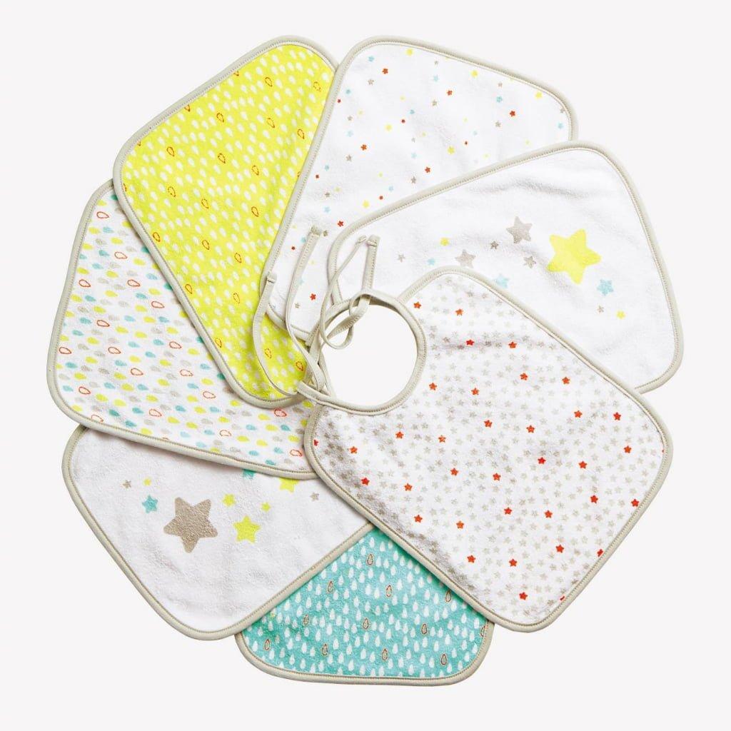 babador mamadeira - mala de maternidade