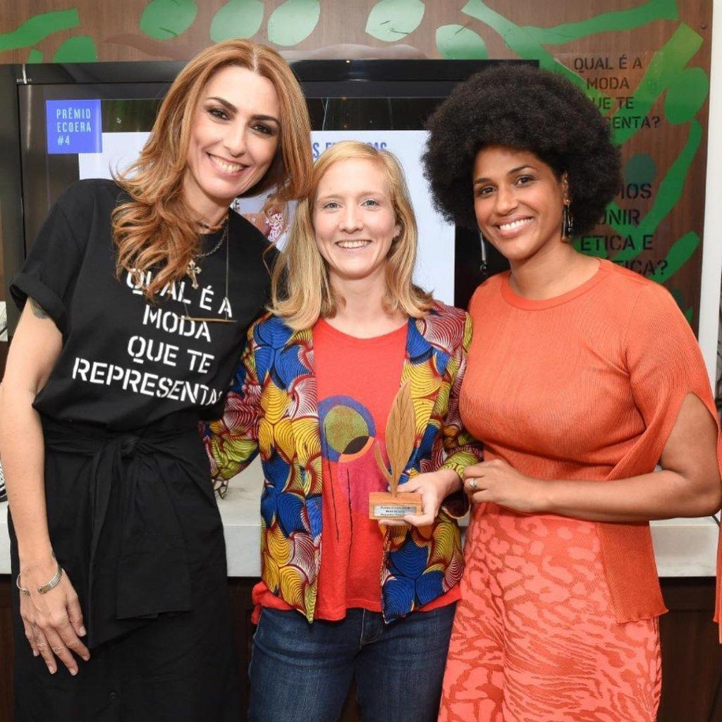 Premio Ecoera 2018 Timirim Chiara Gadaleta e Alexandra Loras