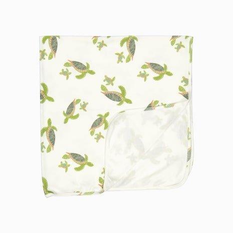 manta swaddle de algodão pima orgânico