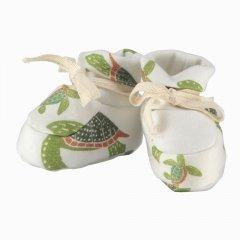 sapatinhos de algodão pima orgânico