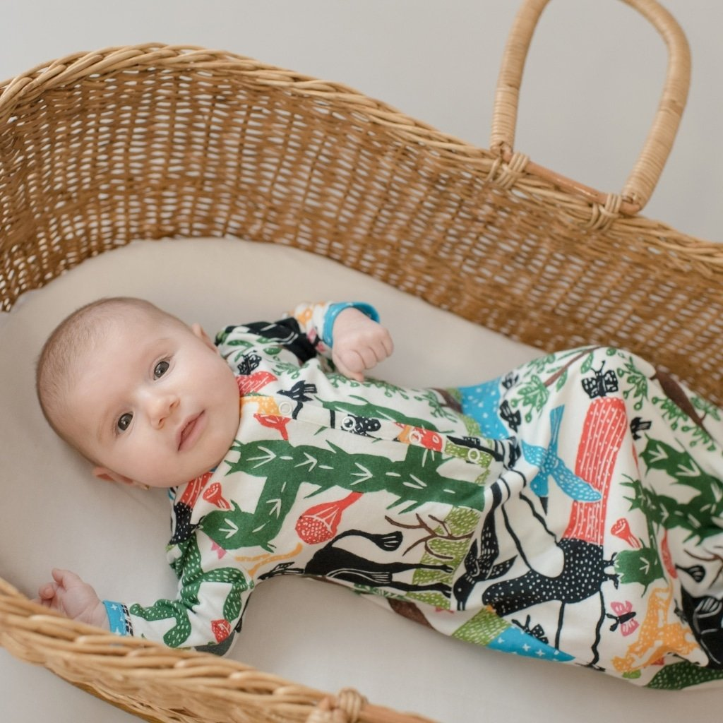 timirim J.Borges pijama troca facil sleeping gown algodão pima orgânico