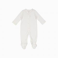 Macacão Pijama Serigrafia Tartarugas algodão pima organico