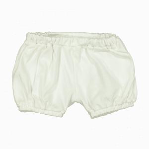 Tapa fralda branco de algodão pima orgânico