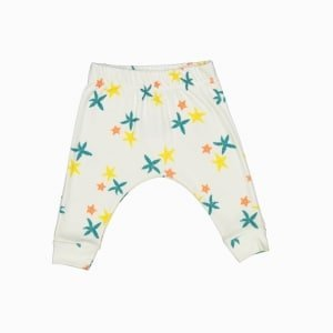 Calça Saruel Trio de Estrelas Algodão Organico