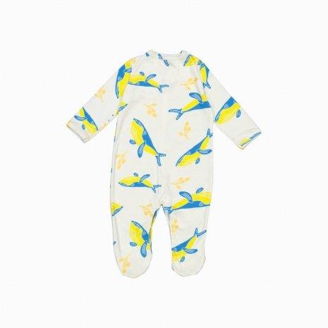 macacao pijama BALA costas