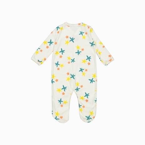 macacao pijama TRES costas