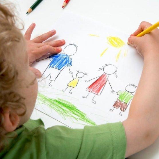 Blog timirim aniversario ecologico festa criança desenhando convite