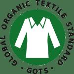 Logo certificação GOTS - Timirim - Blogpost 8