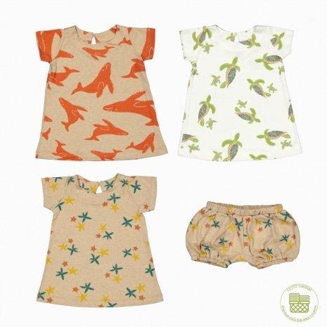 kit vestidos 1218