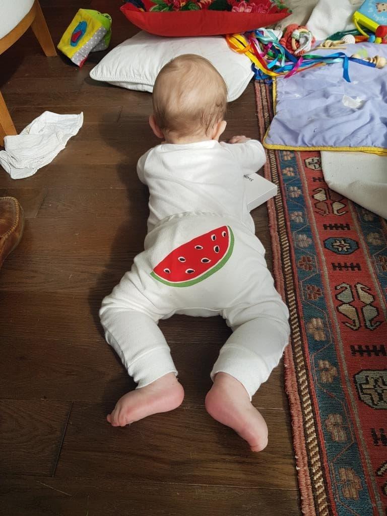 Minha calça favorita da primeira coleção da Timirim...