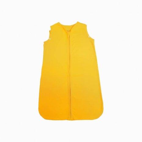 saco de dormir verao amarelo