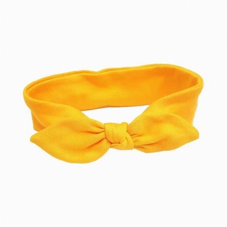 faixa de cabelo amarelo sol 2