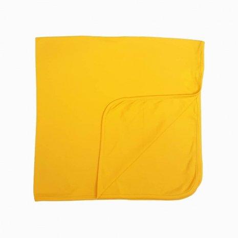 manta swaddle amarelo sol