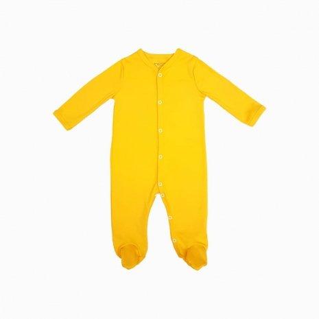 macacao pijama amarelo sol