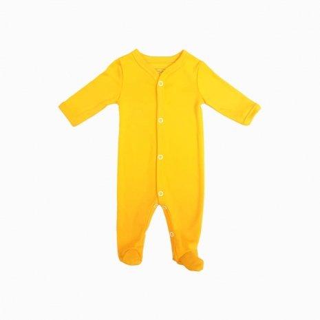 macacao bebe prematuro amarelo