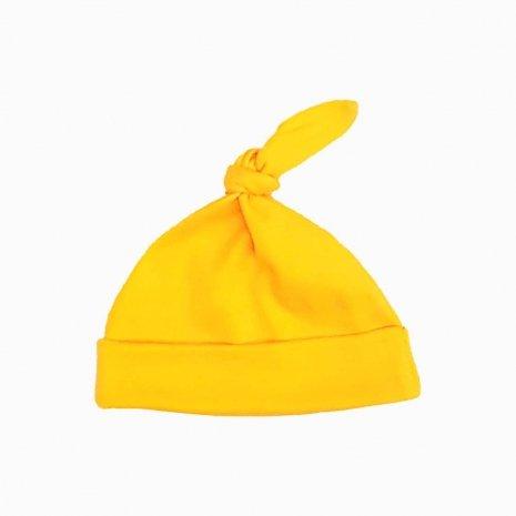 touca beanie amarelo sol