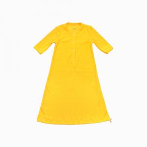 pijama troca facil amarelo sol aberto