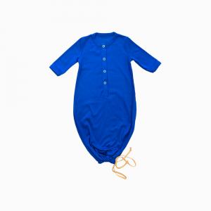 pijama troca facil azul klein